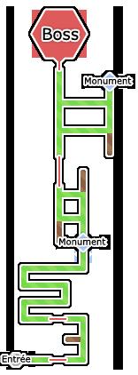 Les cartes des donjons - #Métin2 France